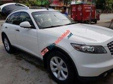 Cần bán xe Infiniti FX 35 đời 2007, màu trắng, nhập khẩu, giá 870tr