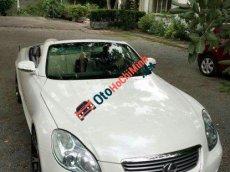 Cần bán Lexus SC đời 2003, màu trắng, nhập khẩu nguyên chiếc