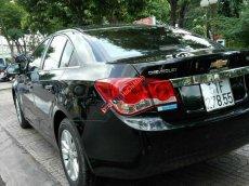Bán ô tô Chevrolet Cruze 1.6LS đời 2015, màu đen số sàn