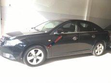 Daewoo Lacetti CDX nhập khẩu SX 2011, số tự động, màu đen, DVD camera de
