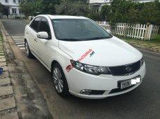 Cần bán lại xe Kia Forte sli đời 2009, màu trắng, nhập khẩu HÀN QUỐC, giá 465tr