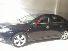 Cần bán Daewoo Lacetti CDX sản xuất 2011, màu đen, nhập khẩu chính hãng số tự động