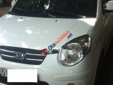 Cần bán xe Kia Morning MT đời 2011, màu trắng