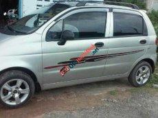 Bán xe Daewoo Matiz SE đời 2001, màu bạc
