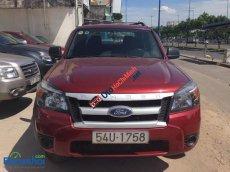 Cần bán gấp Ford Ranger XL 4x4 đời 2010, màu đỏ, xe nhập
