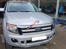 Cần bán Ford Ranger XLS MT đời 2014, màu bạc, nhập khẩu chính hãng