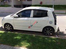 Cần bán lại xe Kia Morning đời 2011, màu trắng, giá tốt