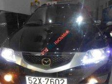 Cần bán xe Mazda Premacy AT đời 2004, màu đen