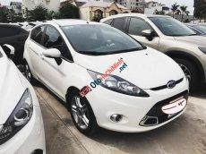 Cần bán xe Ford Fiesta S đời 2012, màu trắng xe gia đình, giá 440tr
