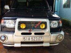 Cần bán xe Haima 7 đời 2002, màu xám, giá tốt