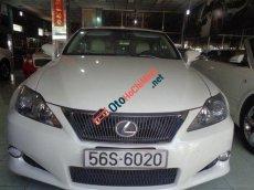 Salon Auto Huy Hoàng bán Lexus IS250 C AT đời 2010, màu trắng, xe nhập số tự động