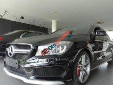 Bán xe Mercedes CLA45 AMG AT đời 2016, màu đen, nhập khẩu