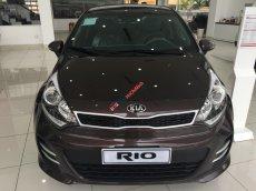 Bán ô tô Kia Rio GATH đời 2015, màu nâu, nhập khẩu, 615tr nhanh tay liên hệ