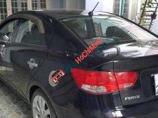 Cần bán Kia Forte MT đời 2011, màu đen