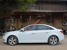 Cần bán xe Daewoo Lacetti CDX đời 2011, màu trắng, xe nhập, giá 430tr