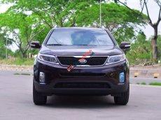 Bán Kia Sorento, màu đỏ, xe có sẵn, hỗ trợ thủ tục vay tới 80% xe - LH: 0901.078.222 - Quang