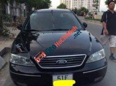 Cần bán xe Ford Mondeo V6 đời 2003, màu đen, 260 triệu