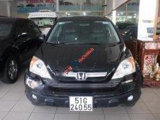 Xe Honda CR V 2.4 đời 2008, màu đen, xe nhập số tự động