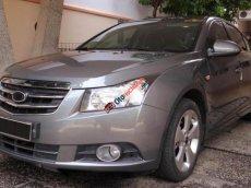 Bán xe Daewoo Lacetti CDX đời 2011, màu xám (ghi), nhập khẩu nguyên chiếc