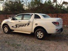 Cần bán xe Mazda BT50 Nhập Khẩu Thái Lan Màu Trắng
