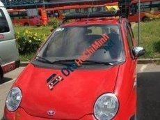 Bán ô tô Daewoo Matiz MT năm 2004, màu đỏ