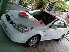Chính chủ bán gấp Daewoo Lacetti MT đời 2005, màu trắng