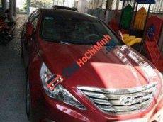 Bán Hyundai Sonata AT đời 2011, màu đỏ