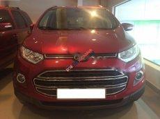 Cần bán Ford EcoSport 1.5L Titanium sản xuất 2014, màu đỏ