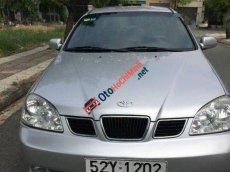 Bán xe Daewoo Lacetti MT đời 2005, màu bạc, giá bán 225 triệu