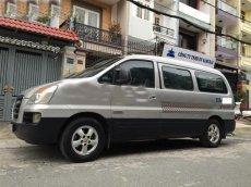 Cần bán lại xe Hyundai Starex GRX đời 2005, màu bạc, nhập khẩu nguyên chiếc, xe gia đình