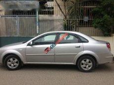 Bán Daewoo Lacetti EX đời 2005, màu bạc như mới, 228 triệu