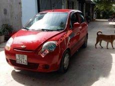Bán xe Chevrolet Spark Van 2008, màu đỏ