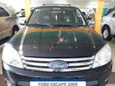 Bán xe cũ Ford Escape 2.3AT năm 2009, màu đen