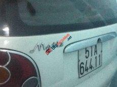 Bán xe cũ Daewoo Matiz SE đời 2003, màu trắng số tự động