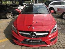 Bán Mercedes đời 2016, màu đỏ, nhập khẩu