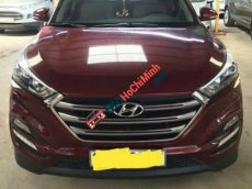 Bán Hyundai Tucson 2.0AT 2WD đời 2016, màu đỏ, giá 942tr