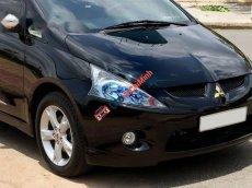 Cần bán gấp Mitsubishi Grandis 2.4Mivec đời 2009, màu đen như mới, 560 triệu