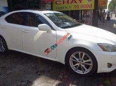 Cần bán xe Lexus IS250 2007, màu trắng, xe nhập, giá 790tr