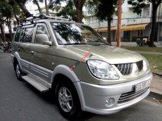 Cần bán xe Mitsubishi Jolie 2.0(MPI) SX: 2006 ĐK: 2007, màu vàng cát, gia đình sử dụng kỹ zin 95%
