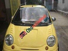 Bán Daewoo Matiz MT 2004, màu vàng, giá 175 triệu