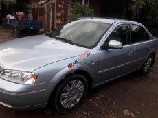 Bán xe Ford Mondeo 2.5 V6 2003, màu bạc, nhập khẩu chính hãng xe gia đình