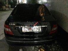 Bán Mercedes C230 đời 2008, màu đen xe gia đình, 580 triệu