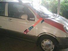 Bán xe cũ Daewoo Matiz MT đời 2008, màu trắng, giá 140 triệu