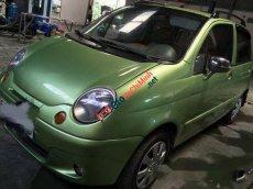 Bán Daewoo Matiz MT năm 2004, màu xanh