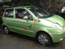 Bán Daewoo Matiz MT đời 2004, màu xanh