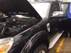 Cần bán xe Ford Everest 4x4MT đời 2011, màu đen