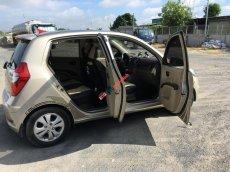 Cần bán Hyundai i10 1.2 AT đời 2011, màu vàng, nhập khẩu nguyên chiếc