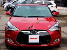 Bán xe Hyundai Veloster GDI 1.6AT đời 2011, màu đỏ, xe nhập
