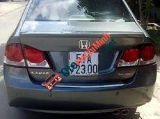 Bán Honda Civic AT đời 2010, màu xám, xe đẹp