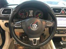 Bán Volkswagen Eos 2.0T sản xuất 2010, màu đen, nhập khẩu đẹp như mới giá cạnh tranh
